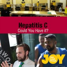 It's time to focus on getting access to Hep C treatment in safe injecting spaces, plus how rugby is connecting gay men across the globe : 14th June 2018