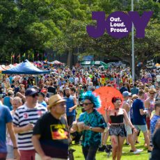 What does Sydney Gay and Lesbian Mardi Gras mean to you?