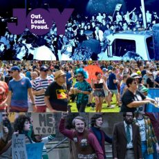 Throw Back Thursday – 78ers, Sydney Gay and Lesbian Mardi Gras & Riot on ABC : 21st June 2018