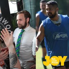How Rugby is connecting gay men across the globe – Bingham Cup 2018