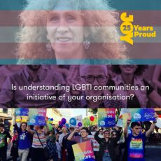 South Australia's Safe Schools Anti Bullying Initiative is no more, ACON launch training website for health professionals & organisations, & why change 1 law affecting Transgender Tasmanians, when you could change them all : 5th July 2018