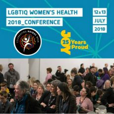 NAIDOC Week & the 2018 LGBTIQ Women's Conference : 12th July 2018