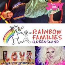 Rainbow Families Queensland relaunches