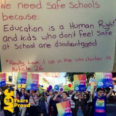 South Australia's Safe Schools Anti Bullying Initiative is no more