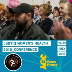 Listening and learning with the Aboriginal Voices Panel at the LGBTIQ Women's Health Conference