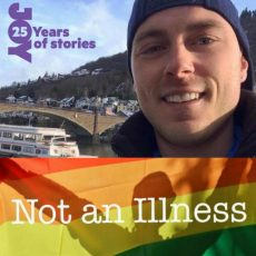 Extended interview : Chris shares his experience of gay conversion therapy, and why he is pushing for it to be outlawed in Australia