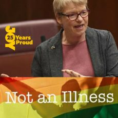 Extended Interview : Legislating Conversion Therapy & sharing people stories with Senator Janet Rice