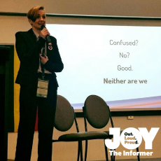 Highlights from the LGBTIQ Women's Health Conference: 17th July 2018