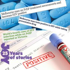 Exclusive Interview : Melbourne Man who contracted HIV while on PrEP shares his story