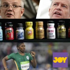Poppers, election candidates drop like flies, and Caster Semenya