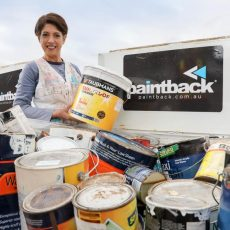 Clearing out your unwanted paint