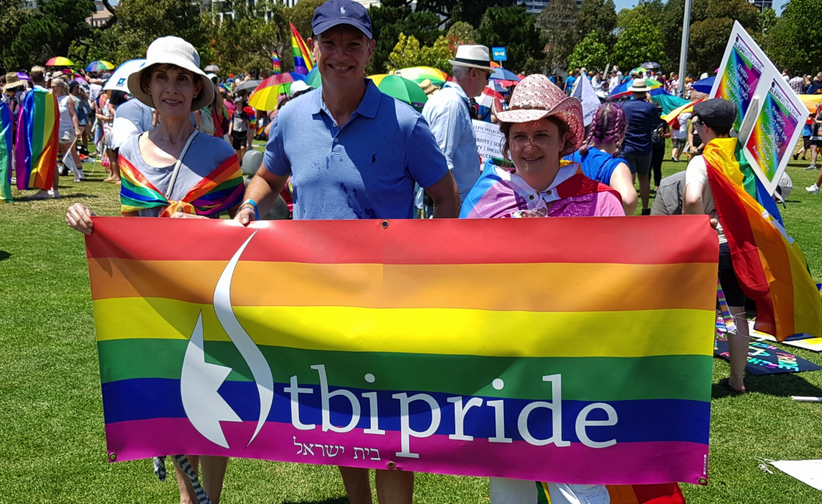 Pride Shabbat – what it means to the community