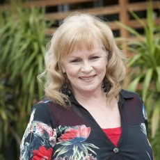 This weeks co-host Collette Mann