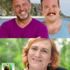 Trans outing – Survivor with Sally Goldner