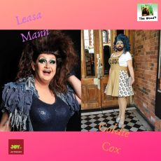 Bear Drag with Guests Goldie Cox and Leasa Mann