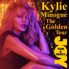 Kylie Minogue – The Golden Tour