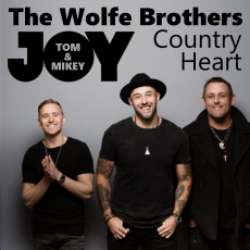 The Wolfe Brothers – Country Heart