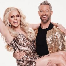 Shane Jenek / Courtney Act – Dancing with the Stars