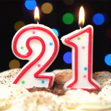 21st Birthdays, Italian Real Estate & Watercooler Chats