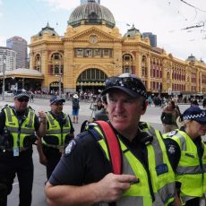 Victoria Police – Public Safety at White Night