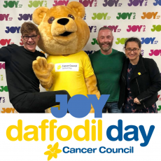 Cancer Council Victoria – Daffodil Day