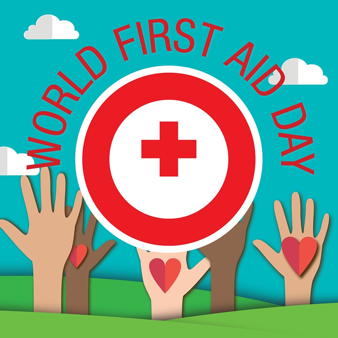 World First Aid Day | Tom and Warren