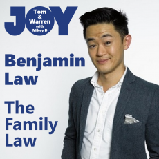 Benjamin Law – The Family Law