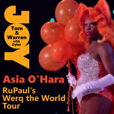 Asia O'Hara – RuPaul's Werq the World 2019 Tour