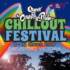 Regional Pride, ChillOut, and Geelong Rainbow Festival!