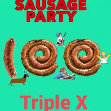 100th show – Sausage Party 🎈