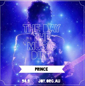 Prince highlighted this Friday on Turn The Beat Around