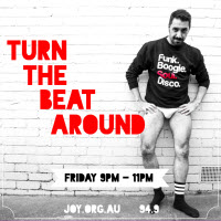 Turn The Beat Around Podcast Debut