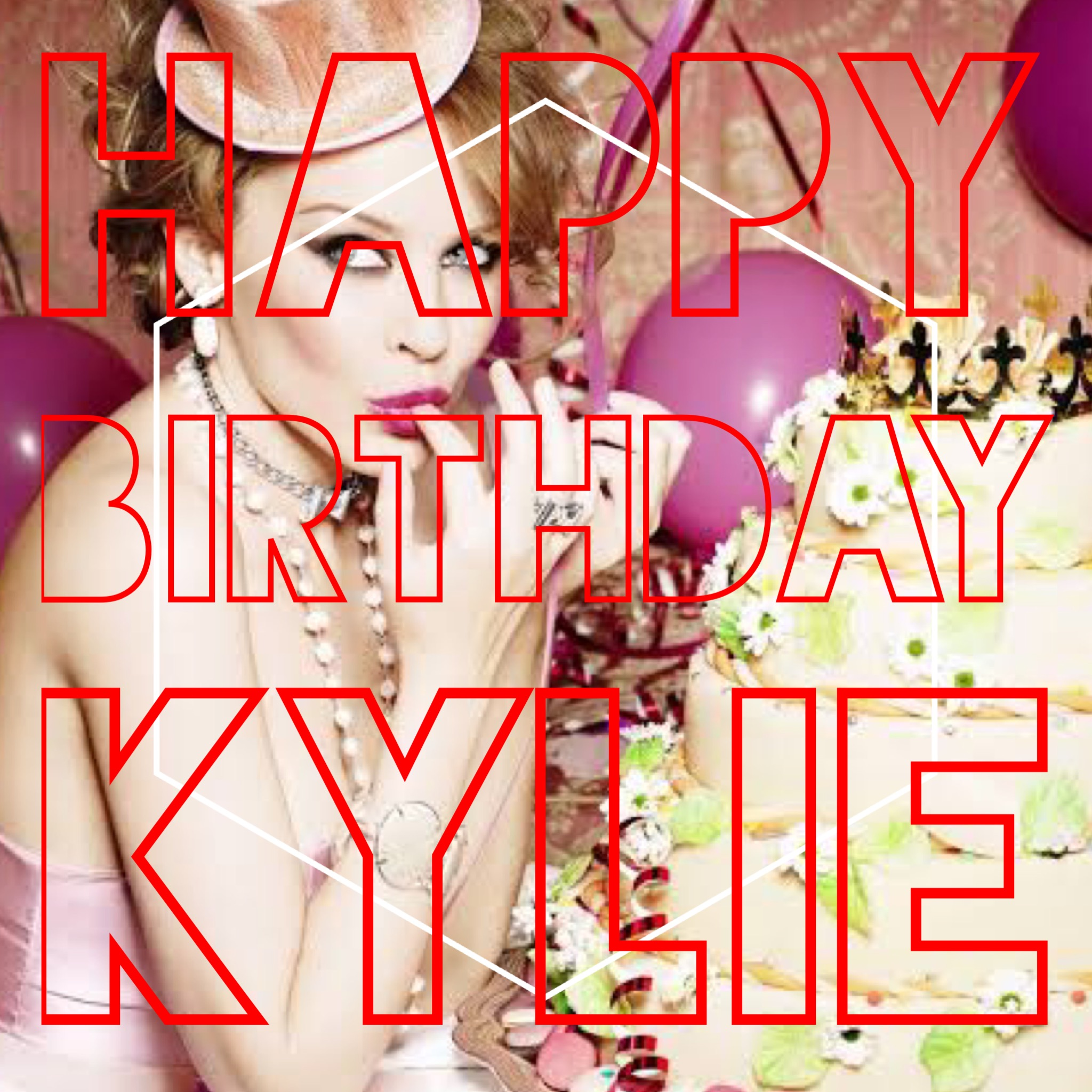 KYLIE MINOGUE 50th BIRTHDAY PARTY - The Complete Playlist