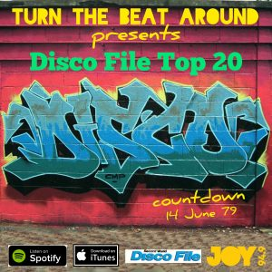 Disco File Top 20, 14/06/79 – The Podcast