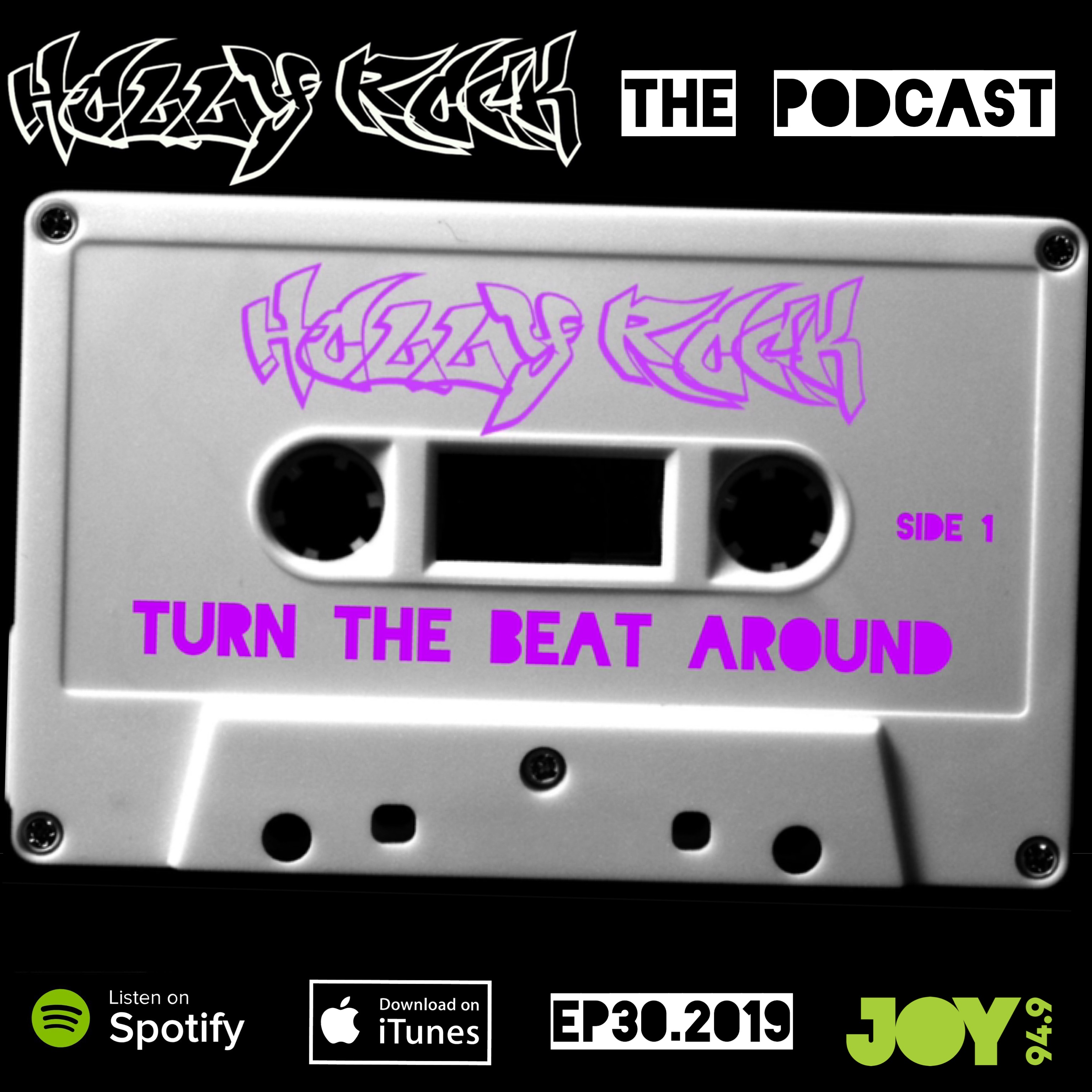 Holly Rock - The Podcast | Turn the Beat Around