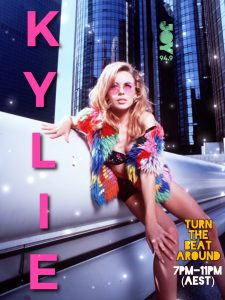 Kylie Minogue Birthday Special – Playlist, Friday 29 May 2020