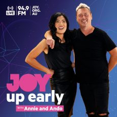 Friday September 25 – Up Early with Annie and Ando