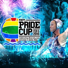 National Water Polo League Pride Cup 2015
