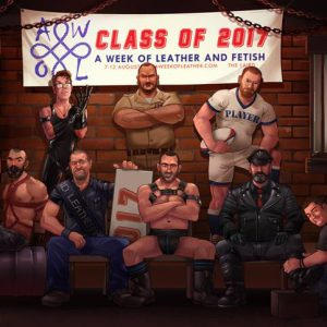 A Week of Leather and Fetish 2017