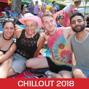 Chillout 2018 Canrival Day