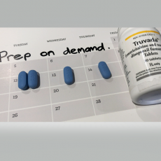 PrEP on Demand