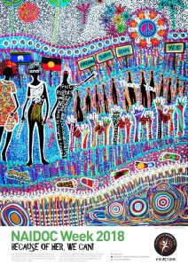 NAIDOC Week & The Yalingwa Exhibition