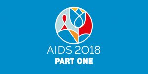 AIDS 2018 conference Special - Part one - Well Well Well on JOY 94.9