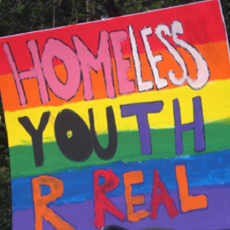 LGBTIQ Youth Homelessness