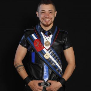 International Mr Leather Jack Thompson