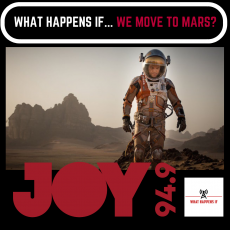 What Happens If… We Move To Mars?