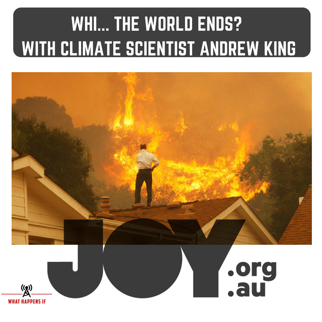 WHI    The World Ends with Andrew King | What Happens If