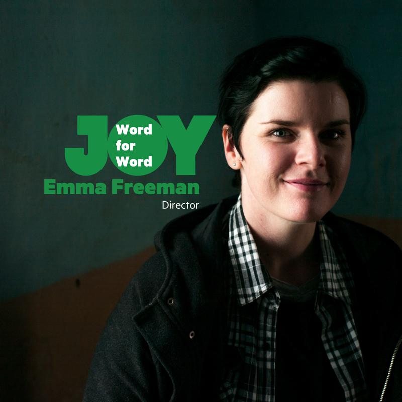 Emma Freeman | Word for Word