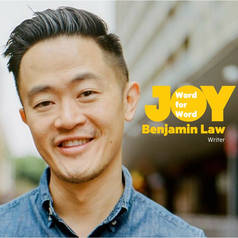 benjamin law word for word