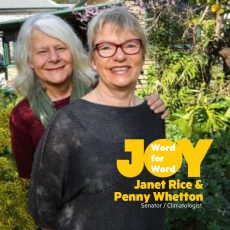 Janet Rice & Penny Whetton